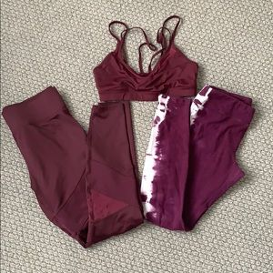 3 piece workout set